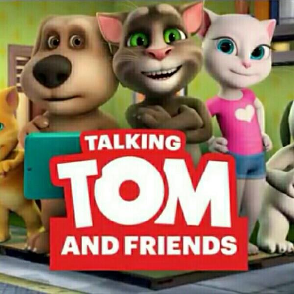 会说话的汤姆猫家族加油