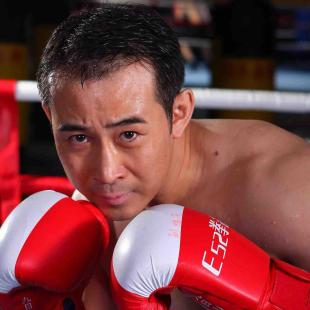 北京拳击刘教练