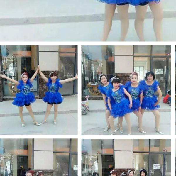 山东丽丽广场舞
