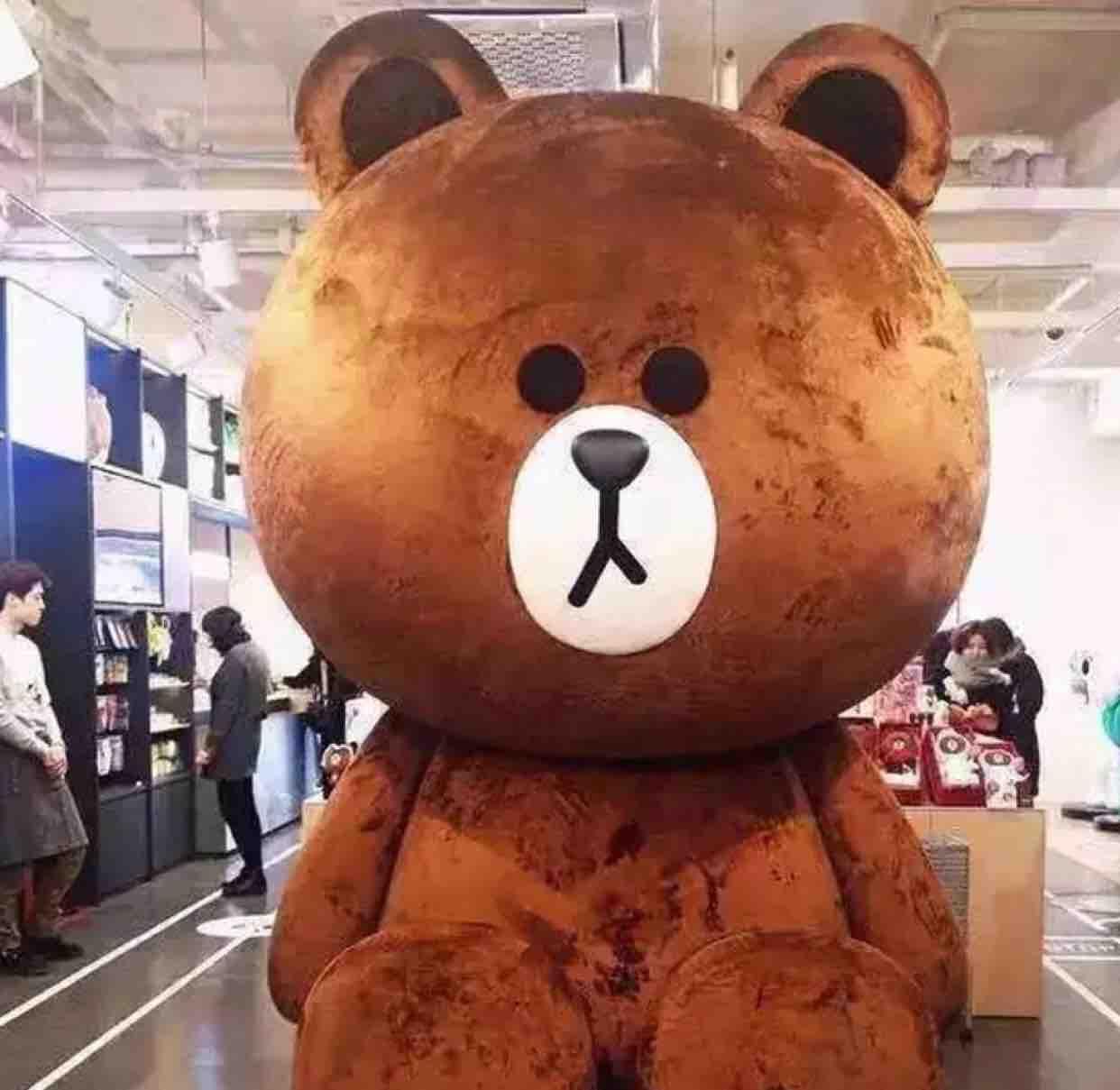 大狗熊甜甜