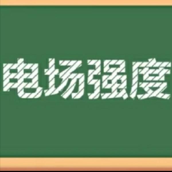 1_3电场强度