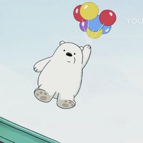 爱剪辑的白熊