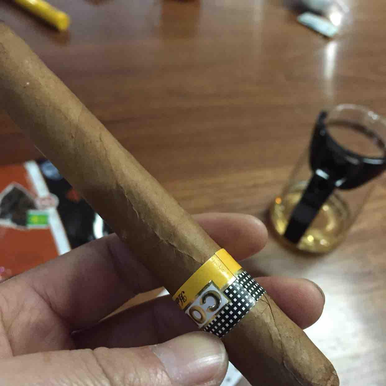 烟味20408