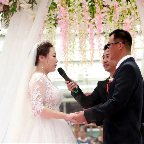 婚礼策划主持-大志