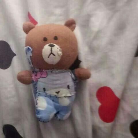 小熊生日快乐陈思静