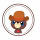 027爱昵熊