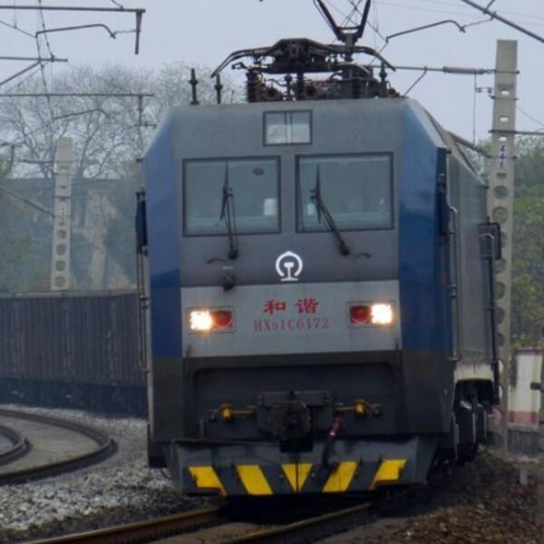 亳州火车爱好者