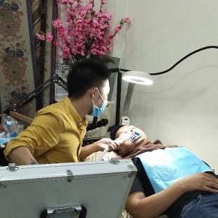 专业美牙纹绣形象设计师