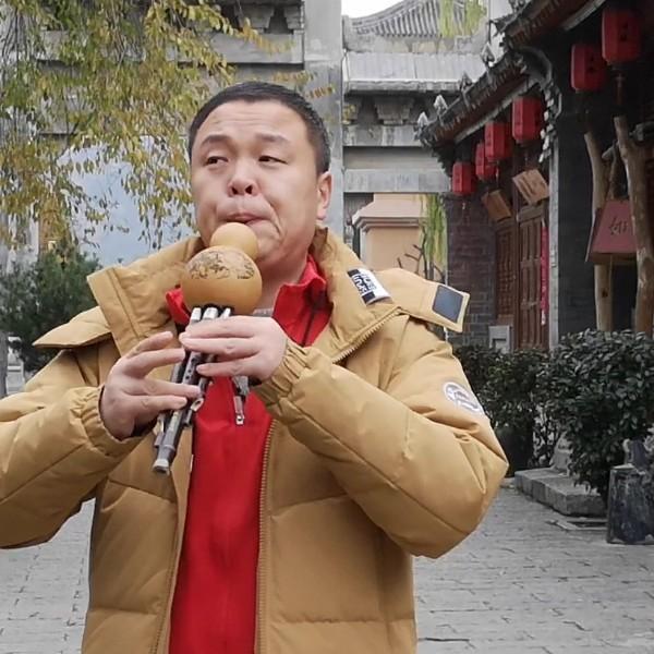 刘强强葫芦丝