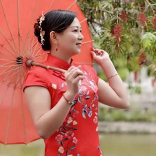 香香公子旗袍秀