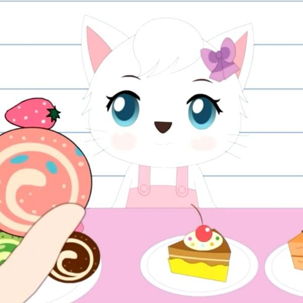 de爱吃蛋糕的猫