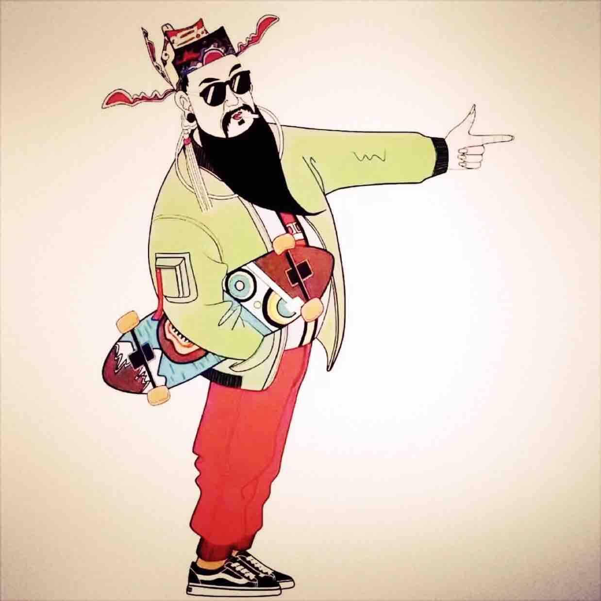 鲁潇霖the小号手