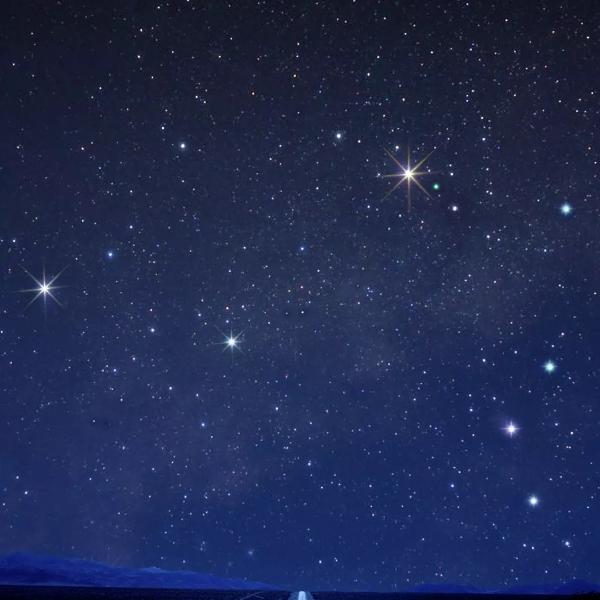 宝贝V蓝色星空