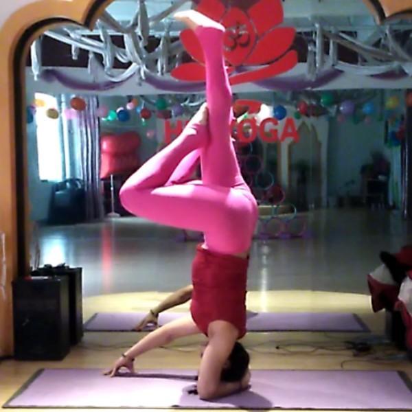 临清市红莲瑜伽理疗室