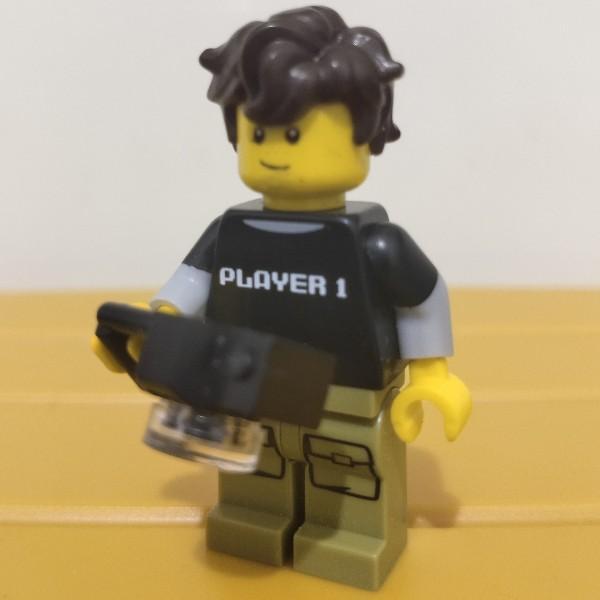 LEGO疾风暴雨