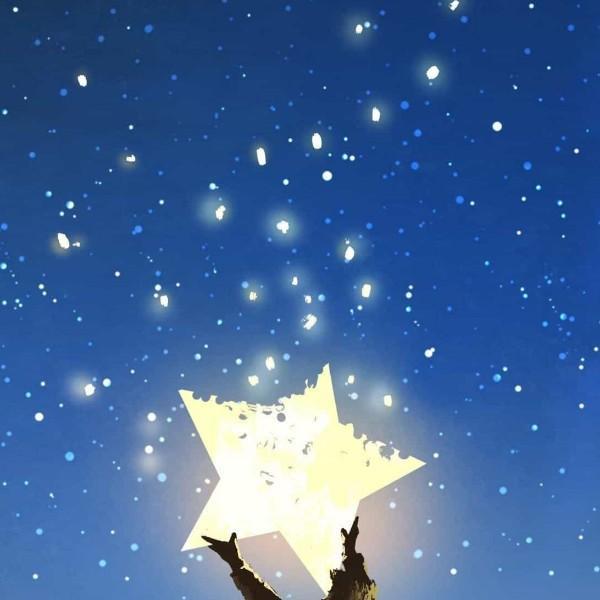 满天的星光a