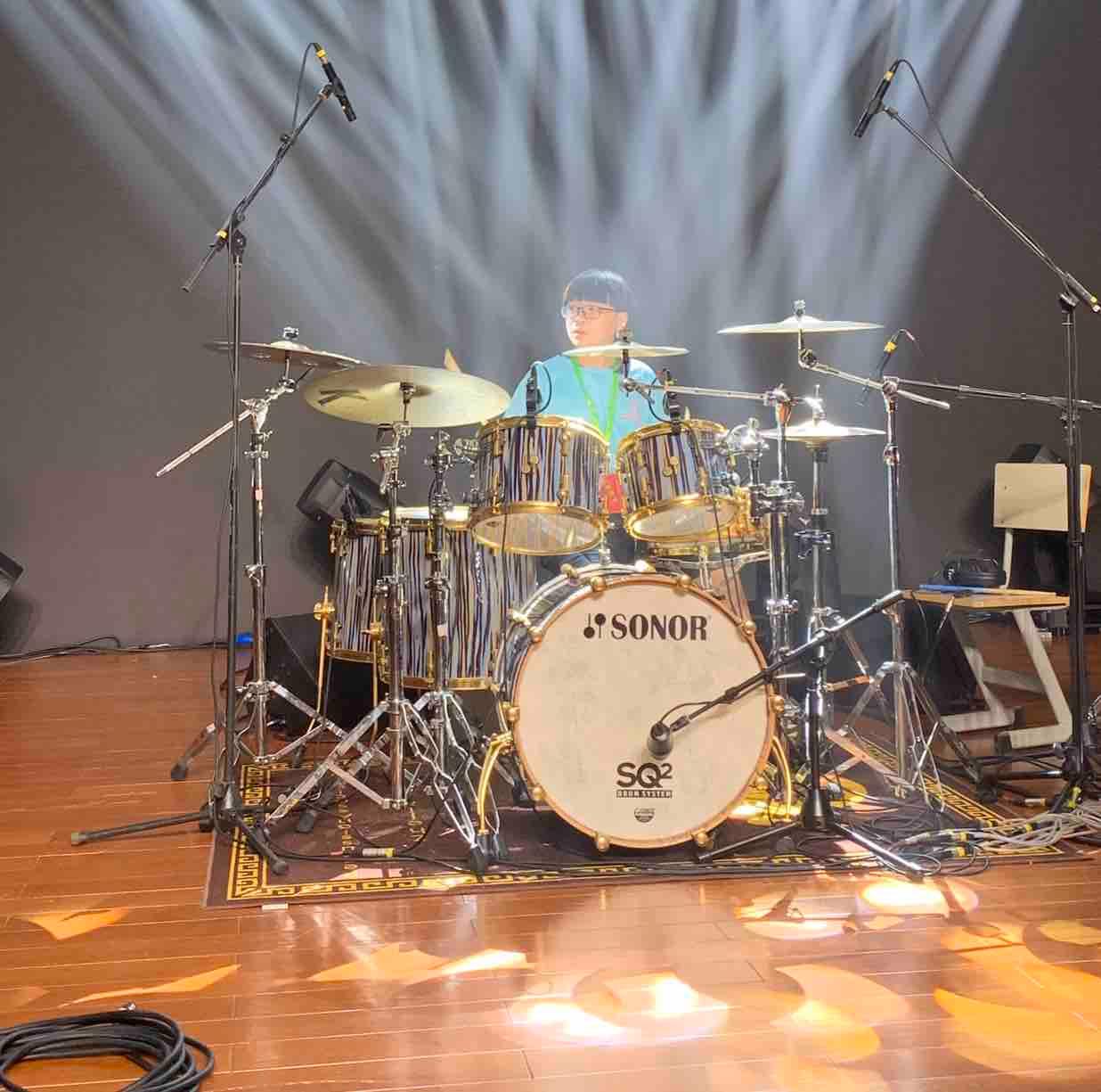 Drummer王涵