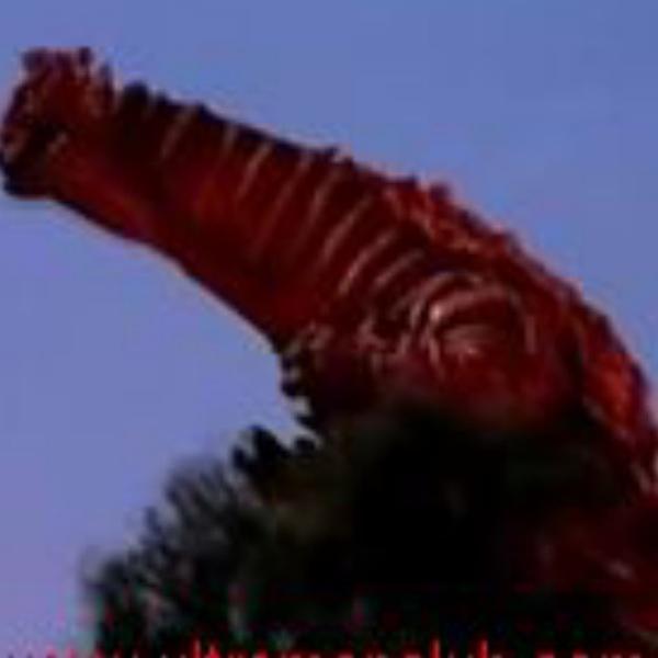 红色火焰怪兽巴尼拉