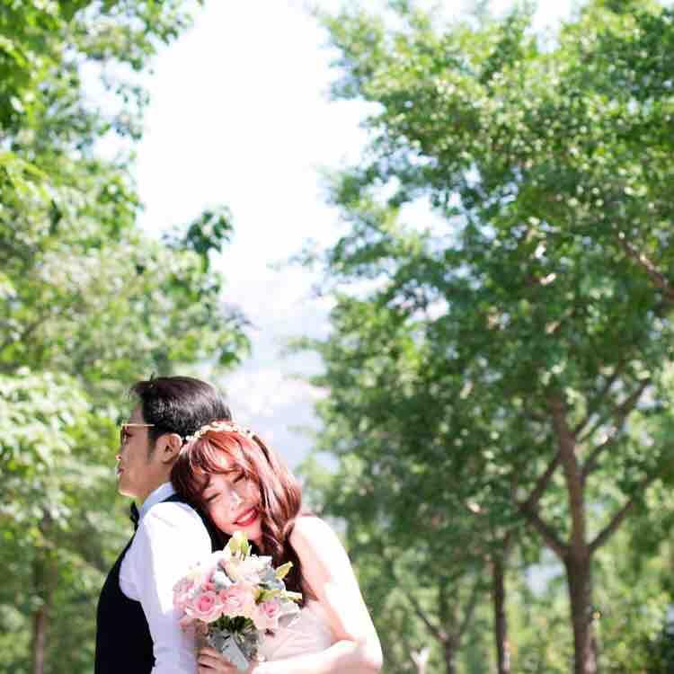 玉林婚礼跟拍