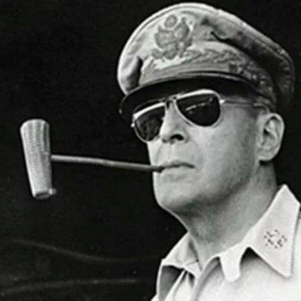 上将麦克阿瑟