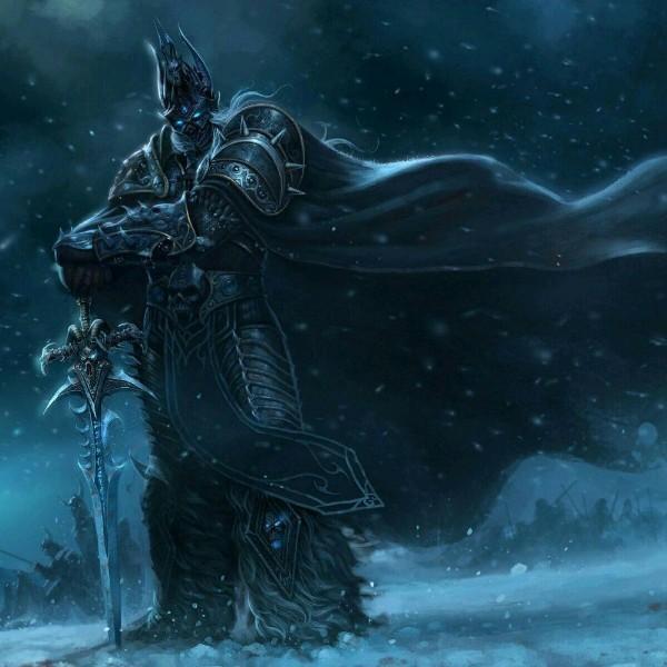 冰霜之王亚瑟
