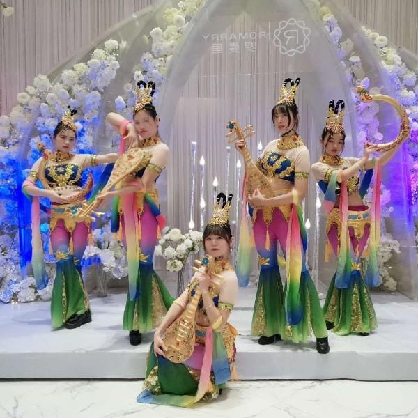 语语舞蹈团官方号