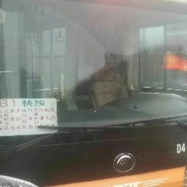 吴水泉我爱公交车