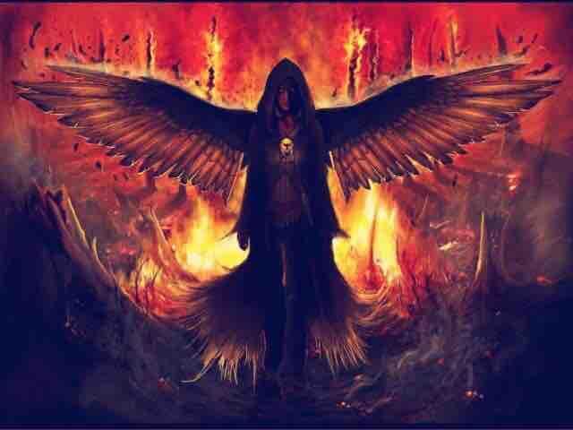 黑恶魔树下宇飞驾到