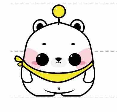 泡泡熊动画