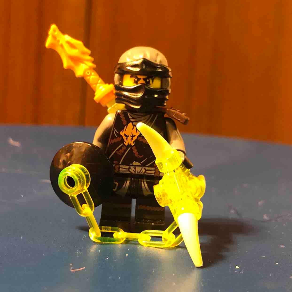 Ninja小口