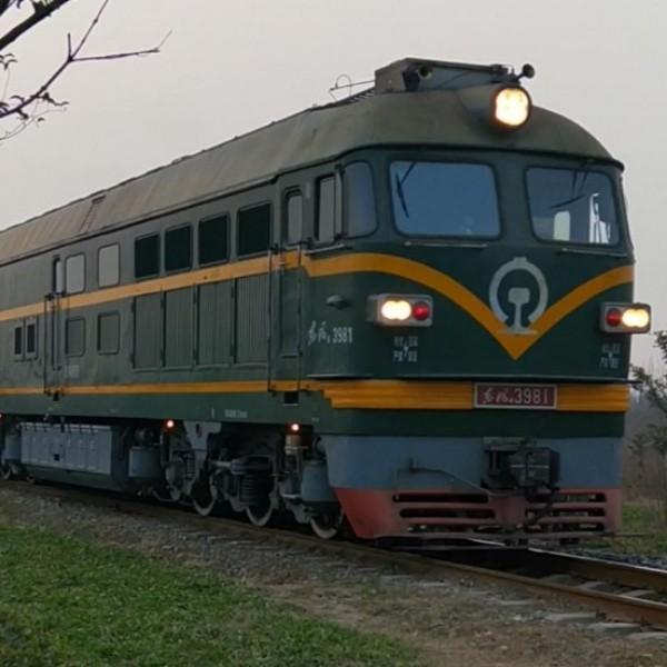DF4B武警内燃机车