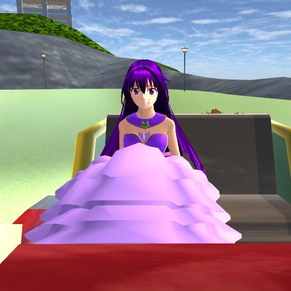林秋夜的紫色小屋