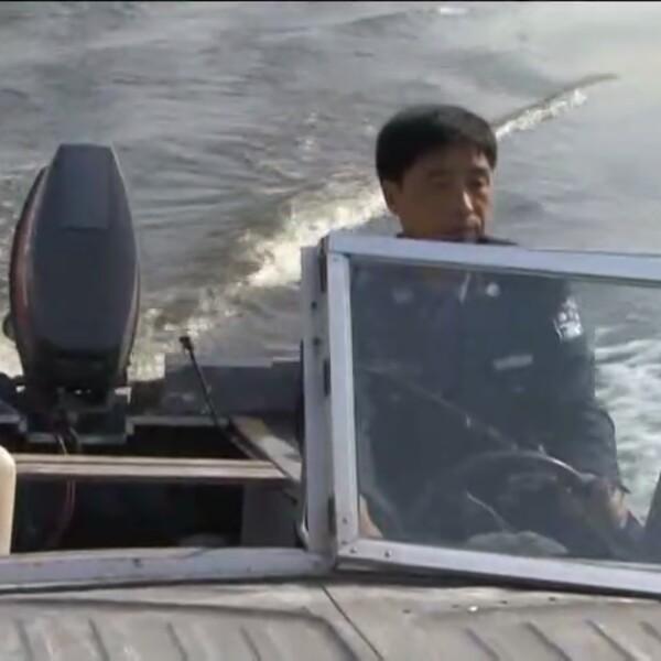 黑龙江省290渔政
