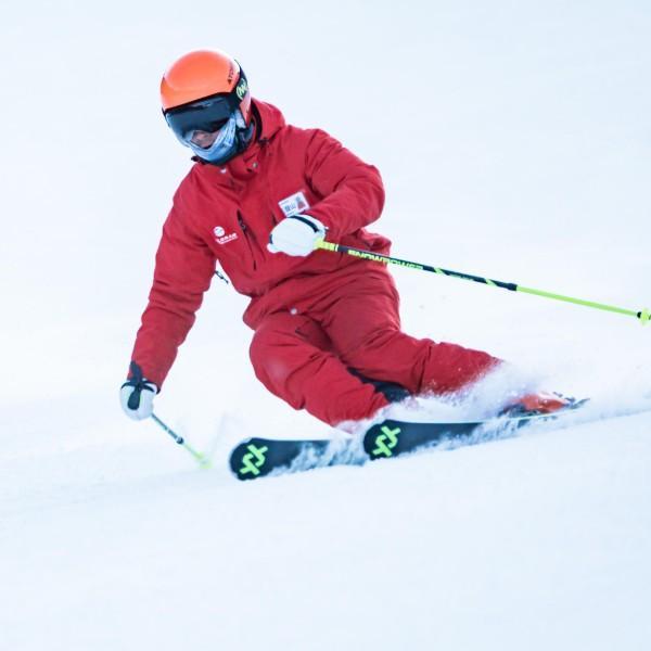 登山ski