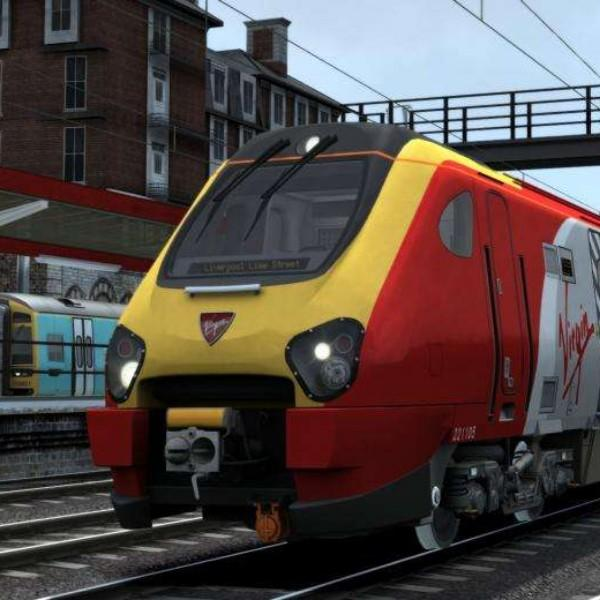 2018模拟火车