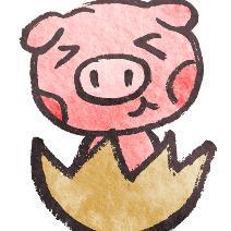 养猪场茶话会
