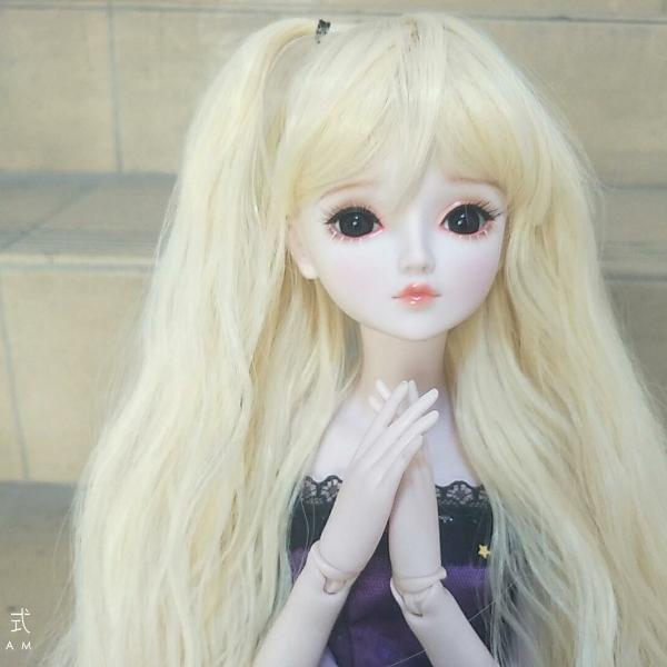 奈嘉想要艾米米娃娃