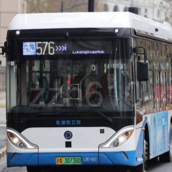 576路公交车