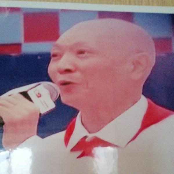 红领巾艺术团顾问范爷爷