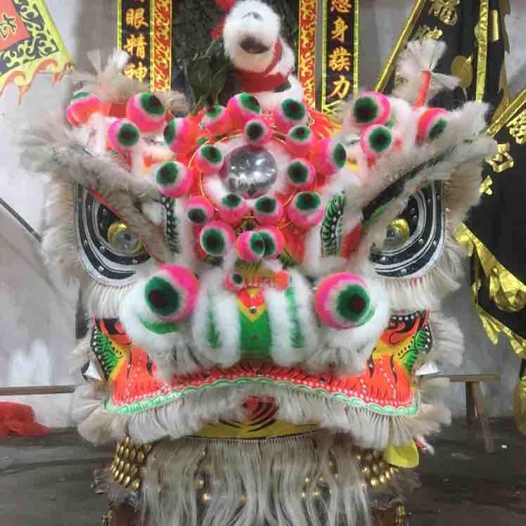 广东開平白村同慶堂百年武馆