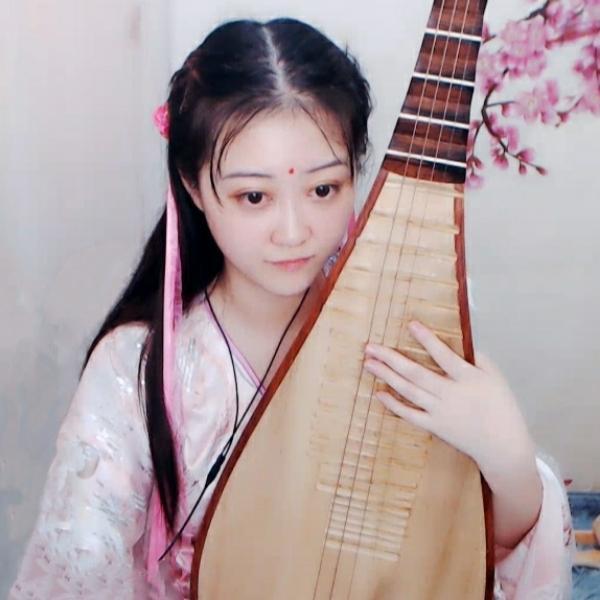 蓝清雅_古风琵琶