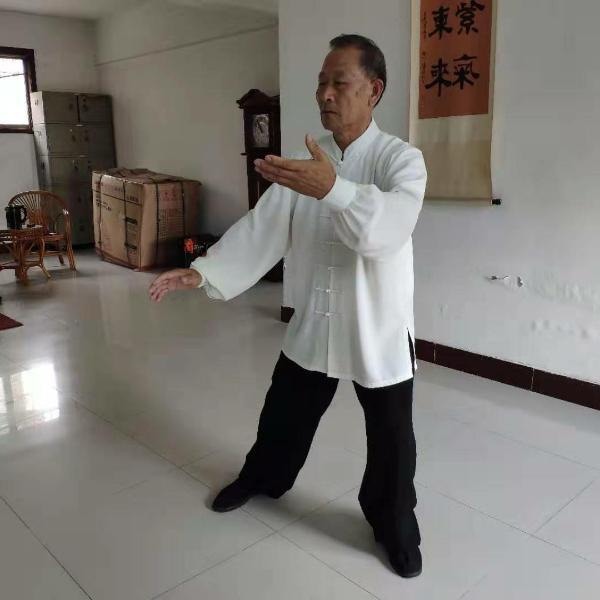 安树彪新泰市杨氏太极拳研发中心