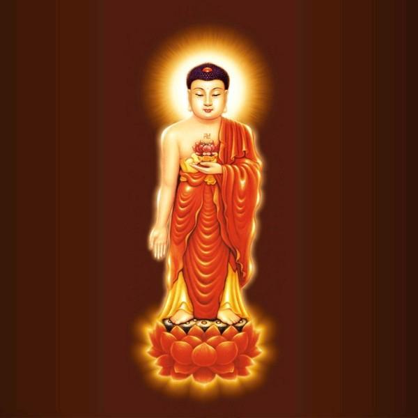 阿彌陀佛光明遍照
