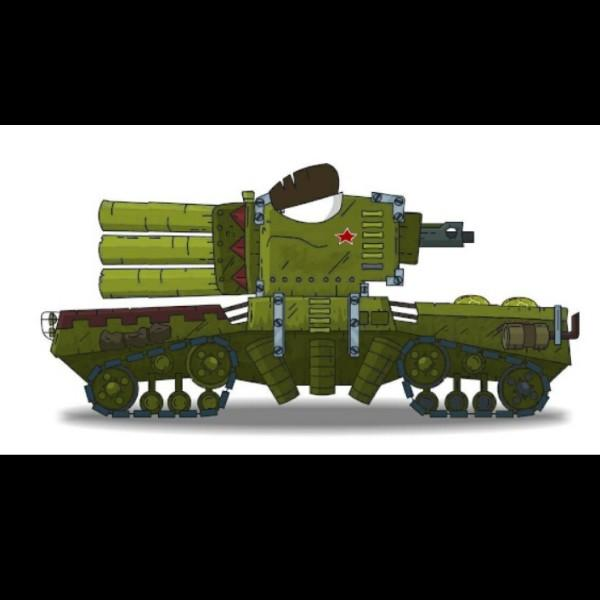 KV2坦克