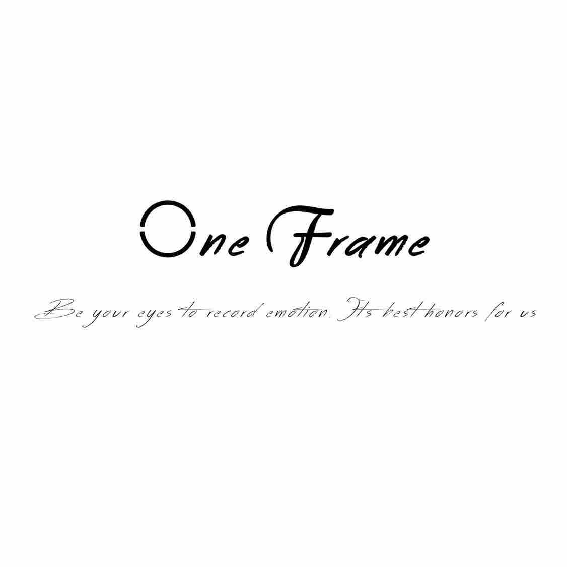 一帧映画_OneFrame