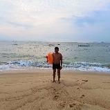 大耳朵图图爸爸游泳在深圳