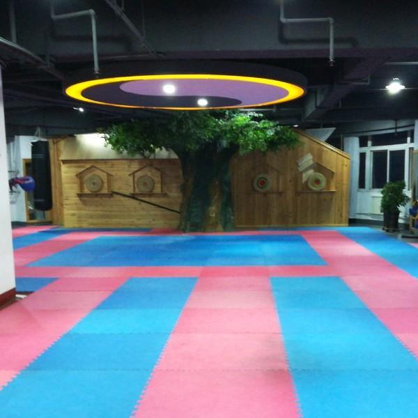 商海19楼国威跆拳道