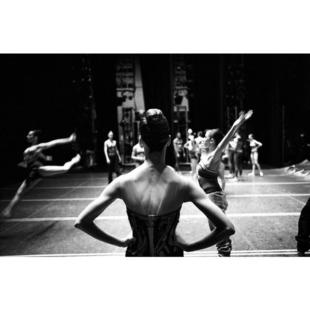 爱声乐德芭蕾舞者