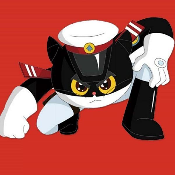 上海静安黑猫警长