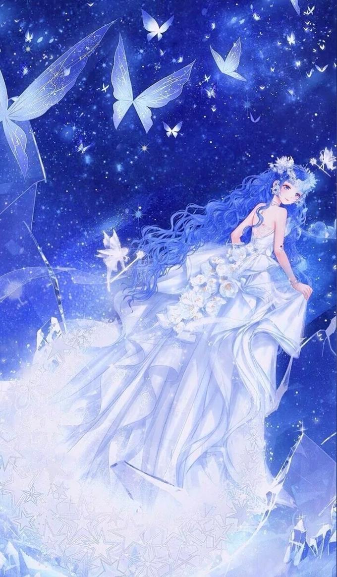鱼戏莲星辰